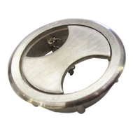 Wire Manager - Small - Stainless Steel Finish