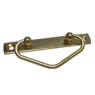 Cabinet Handle & Pull - Gold Finish