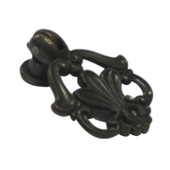 Cabinet Handle & Pull - Antique Finish