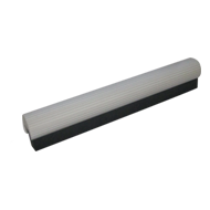 Cabinet Handle - Aluminium/Black  Finis