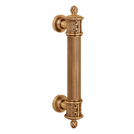 Door Pull Handle - Old Gold Finish - 40