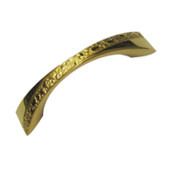Cabinet Handle - Gold Finish - CC:65mm
