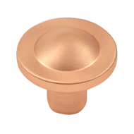 Cabinet Knob - 35mm - Copper Brushed Ma
