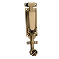 Tower Bolt - 200mm - Gold Plated Finish