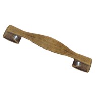 Cabinet Handle - Antique Bronze - 96mm