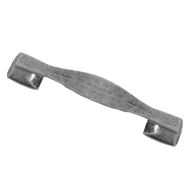 Cabinet Handle - Old Silver - 96mm
