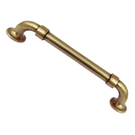 Cabinet Handle - Antique Bronze - 160mm