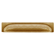 Cabinet Handle - Antique Bronze - 192mm