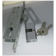 Short Backset Cylinder Mortise Lock - 2