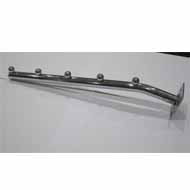 Hanger Holder - 16 Inch - Stainless Ste