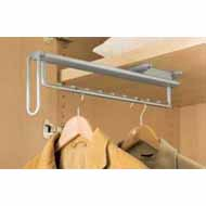 Top Mount Clothes Pull Out -20 Inch -Ch
