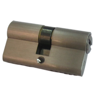 High Security Cylinder - 70mm - Satin N