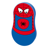 Spiderman kids Cabinet Knob