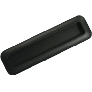 Flush Handle - 128mm - Black Colour