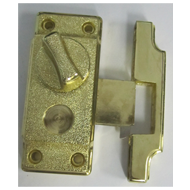 Lock Latch - Gold Finish - Size -70mm