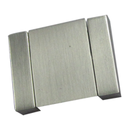 Cabinet Knob - Brush Satin Nickel - 2555