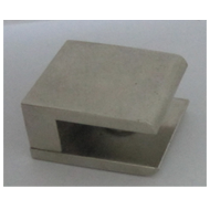 Square Glass Folding Bracket  - 1x1x8mm