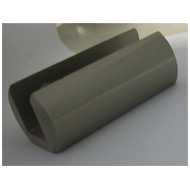 Capsule Bracket - 12mm - SS Finish