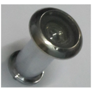 Door Eye - 30mm - CP Finish