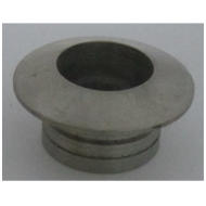 Round Key Hole - 12mm - SS Finish