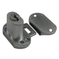 Profile Lock Double - 20mm - Aluminium