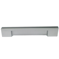 Cabinet Handle - 96mm - Aluminium Finis