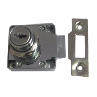 Multipurpose Lock - 20mm - CP Finish