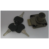 Multipurpose Lock - 20mm - AB Finish
