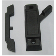 Latch - 75mm - Black Colour
