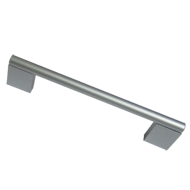 Cabinet Handle - 128mm - Aluminium - 2573