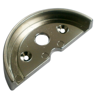Locking Plate for Wooden Door