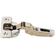 SILENTIA 9 CRANK - Soft closing Hinges with Domi mounting Plate - SS Finish