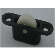 Concealed Roller - Black/White Colour