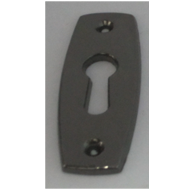 Key Hole - Black Nickel Finish
