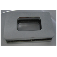 Sliding Flush Handle for Glass Door - C