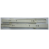 Side Drawer Channel - 24 Inch - Ivory Colour