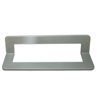Modern Cabinet Handle Silver Finish