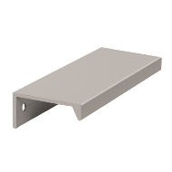 Profile Cabinet Handle - Aluminum Anodized Finish