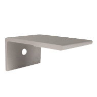 Profile Cabinet Handle - Aluminum Anodi