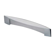 Cabinet Handle -192mm - Aluminium Finis