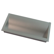Cabinet Handle - 96mm - Aluminium