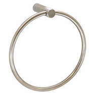 Round Towel Ring - SS Finish