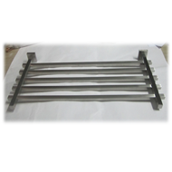 Towel Rack - CC540mm - SS Finish - Over