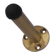 Door Buffer - Satin Brass Finish - 75X1
