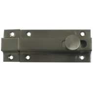 Bath Latch - SS Finish