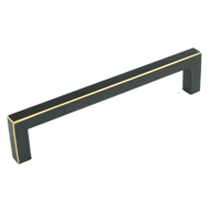 Cabinet Handle - 320mm - Metallic Antiq