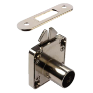 Roller Shutter lock housing with striki