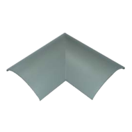 EXIT FLOOR 90 Degree Curve - Grey Colou
