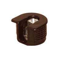 Modulfix 20-18/19mm - Connector - Brown Colour - Large Opening