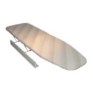 Built-in Ironing Board - Whit